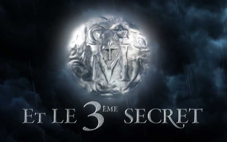 Photo du film M et le 3eme secret