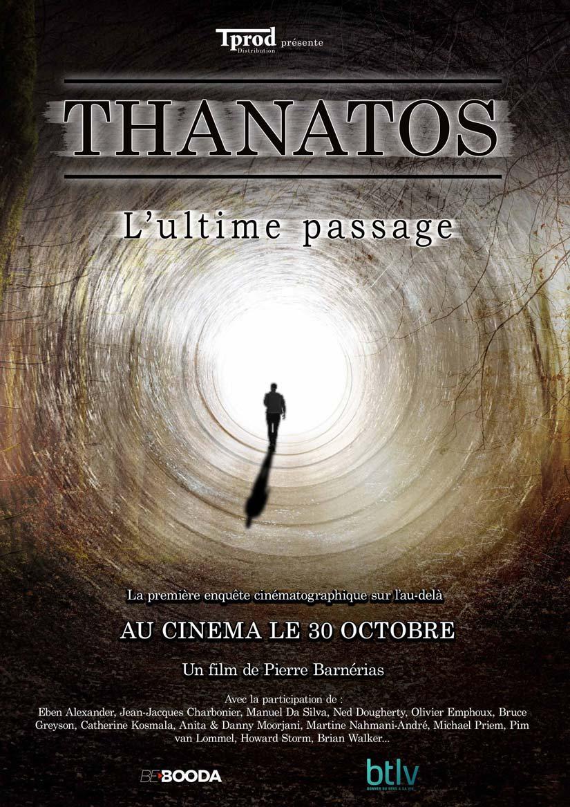 Film Thanatos l'ultime passage, affiche