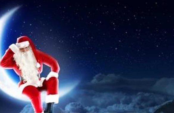 Projet de film : Le Père Noël a disparu