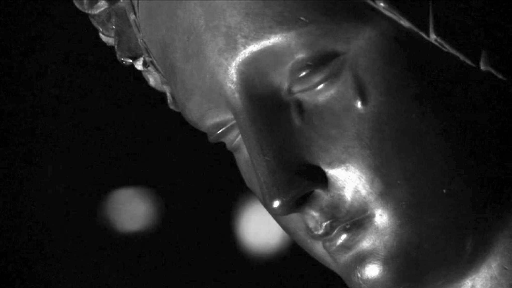 M et le 3ème secret, documentaire cinéma - photo Vierge Marie