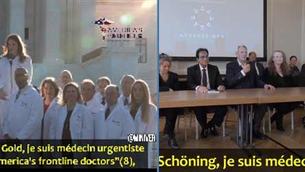 America's Frontline Doctors octobre 2020, version doublée en français